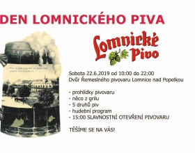 Den Lomnického Piva 2019