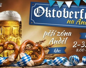 Oktoberfest na Andělu 2019