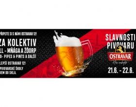 Slavnosti Pivovaru Ostravar 2019